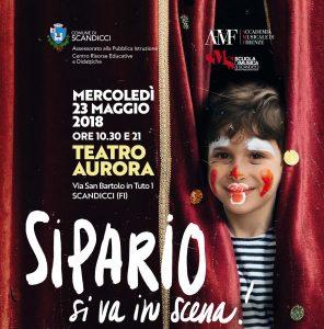 spettacolo di teatro musicale per ragazzi